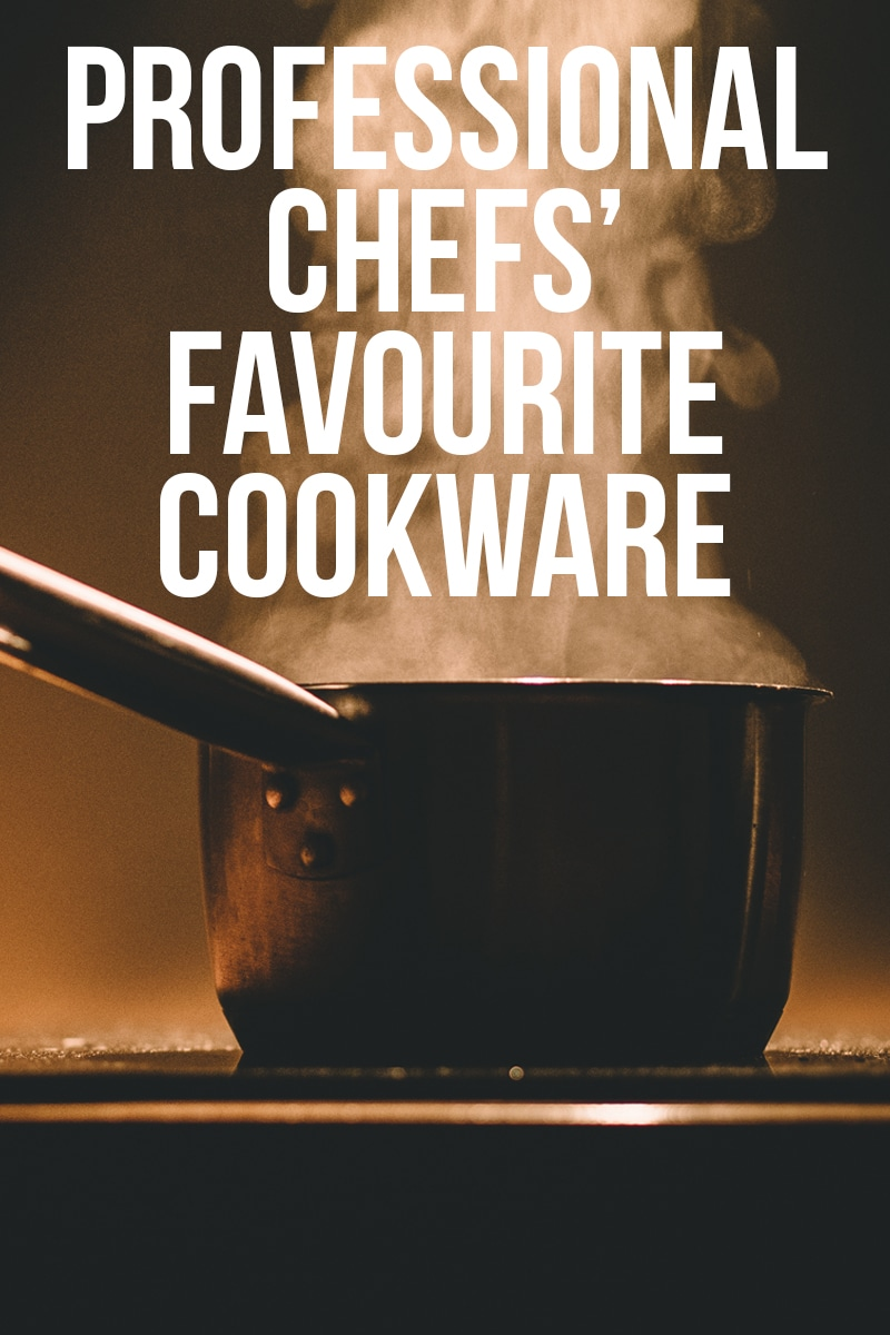 Image of Professional Chefs Favourite Cookware