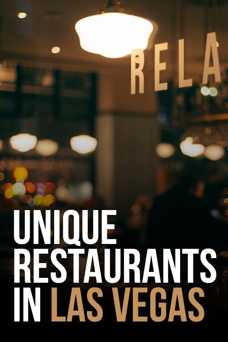 Image - Unique Restaurants in Las Vegas