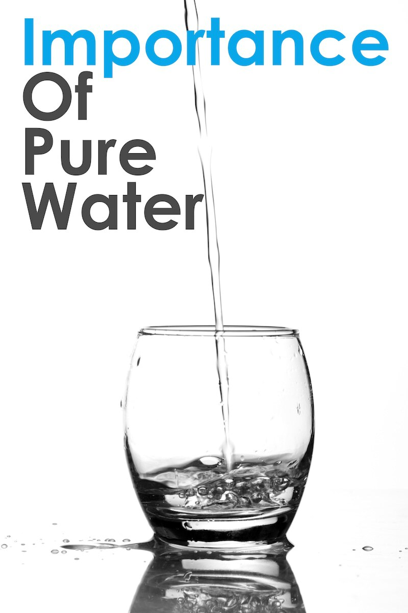 Importance Of Pure Water