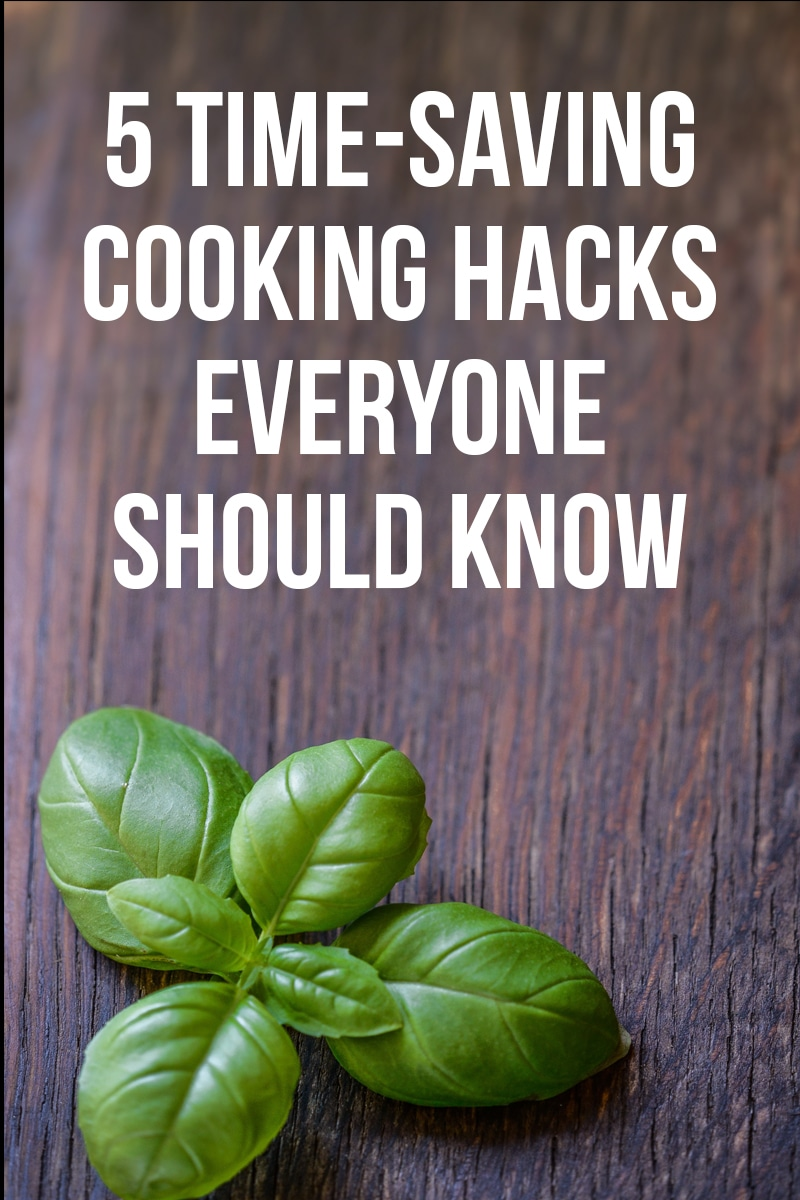 Image of 5 Time-Saving Cooking Hacks Everyone Should Know