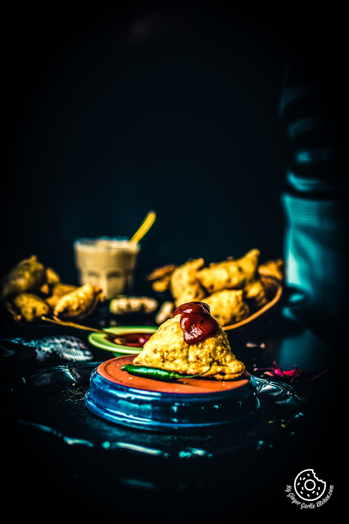 Best Samosa Recipe | Indian Punjabi Samosa Recipe | mygingergarlickitchen.com/ @anupama_dreams