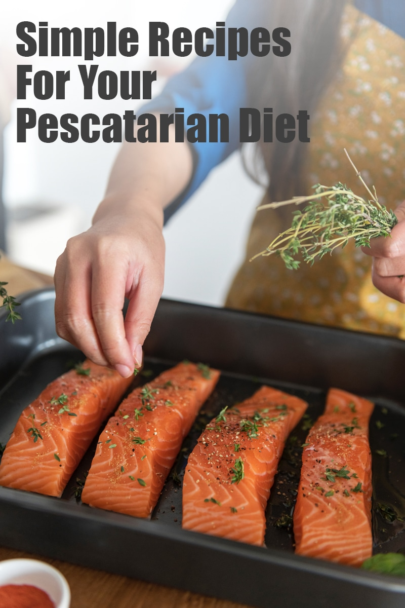 Image of Simple Recipes For Your Pescatarian Diet
