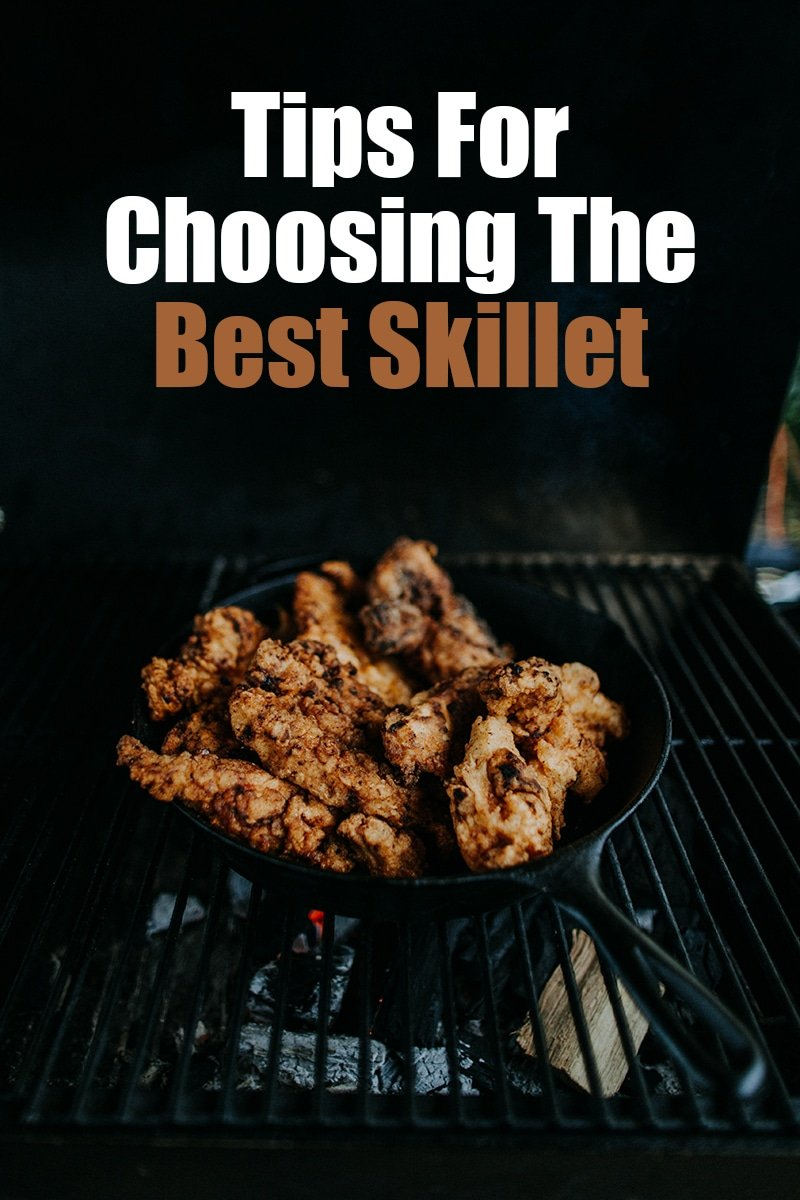 Tips For Choosing The Best Skillet | mygingergarlickitchen.com/ @anupama_dreams