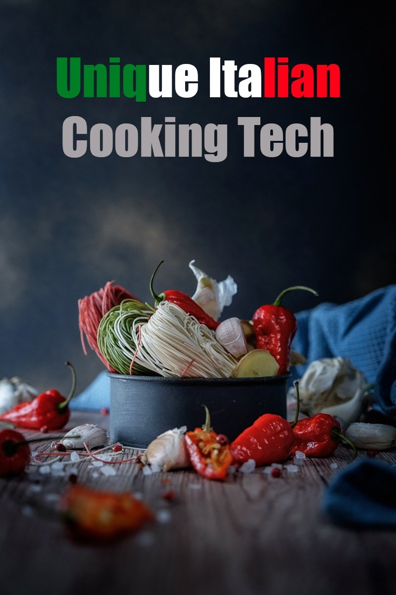 Image of Unique Italian Cooking Techniques