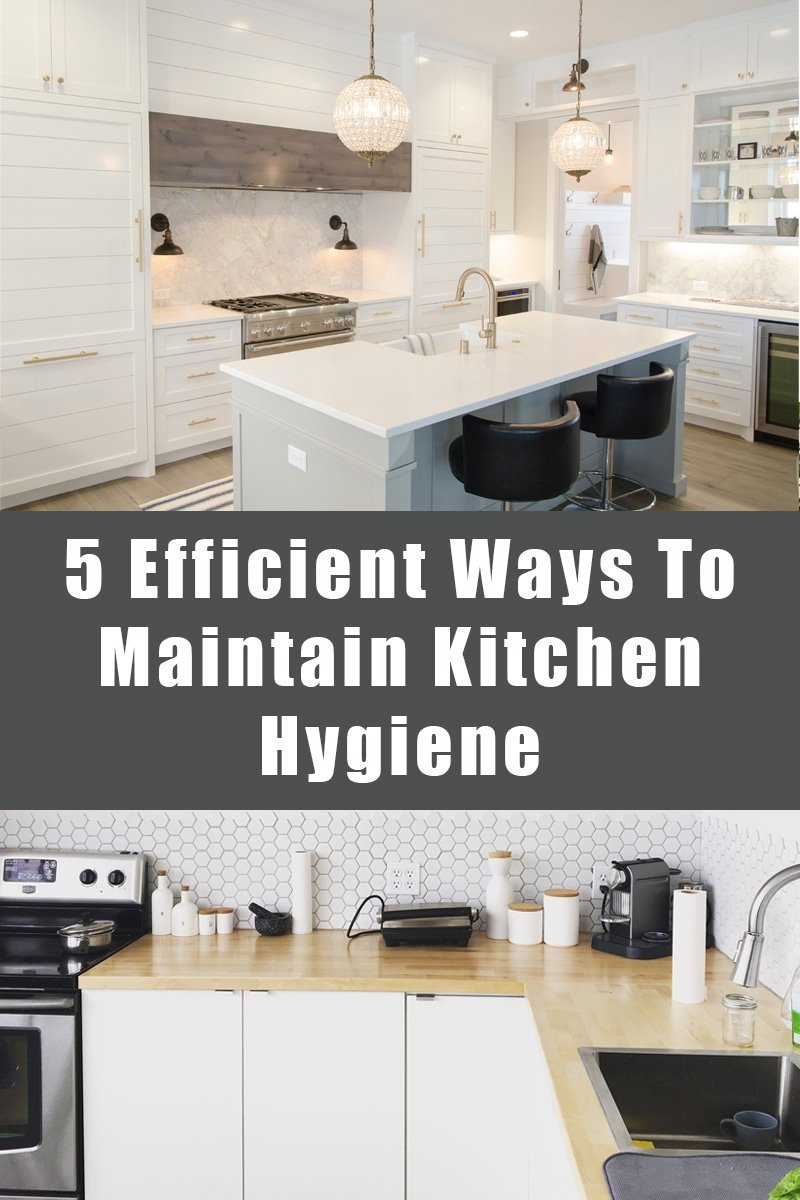 Image of 5 Efficient Ways To Maintain Kitchen Hygiene
