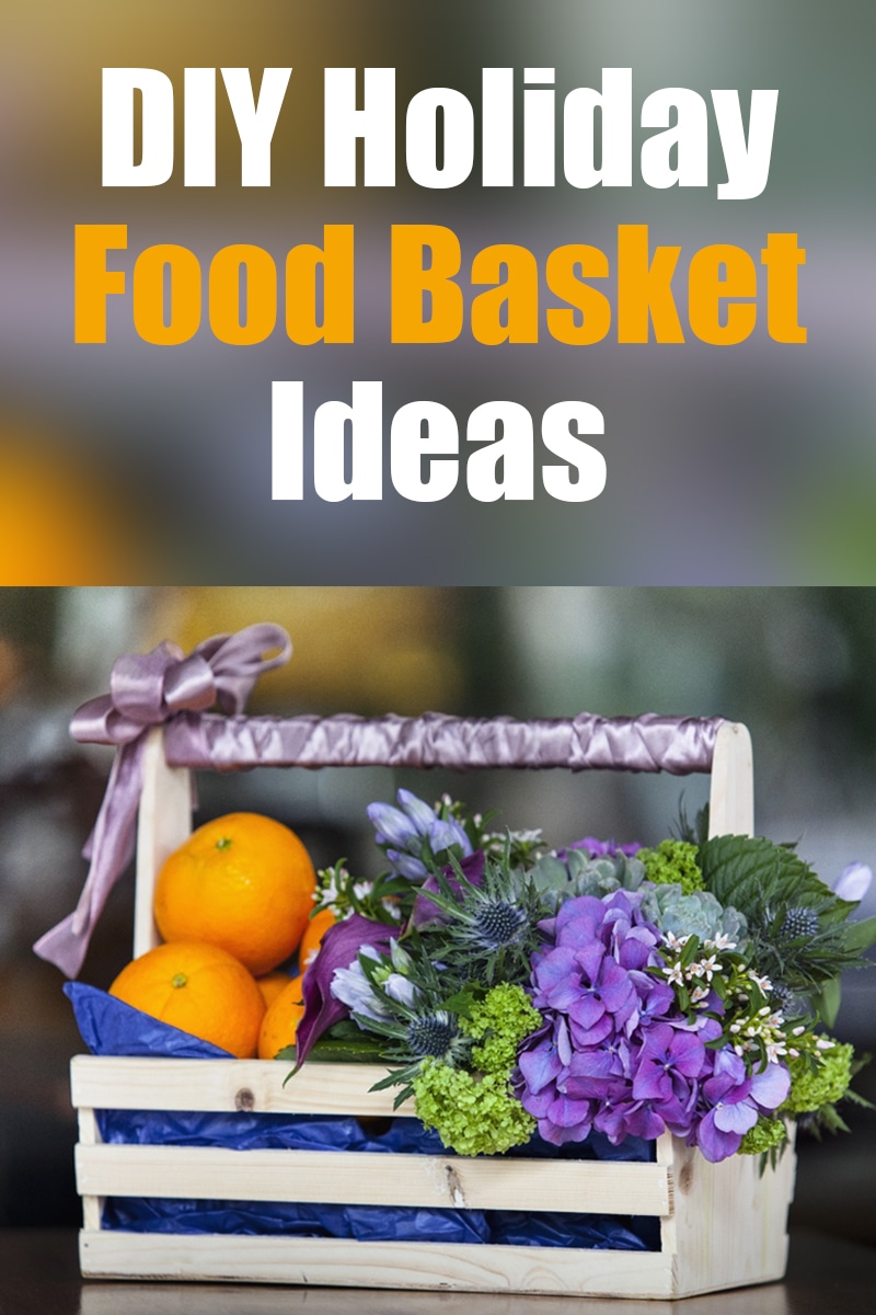 Diy Holiday Food Basket Ideas | mygingergarlickitchen.com/ @anupama_dreams