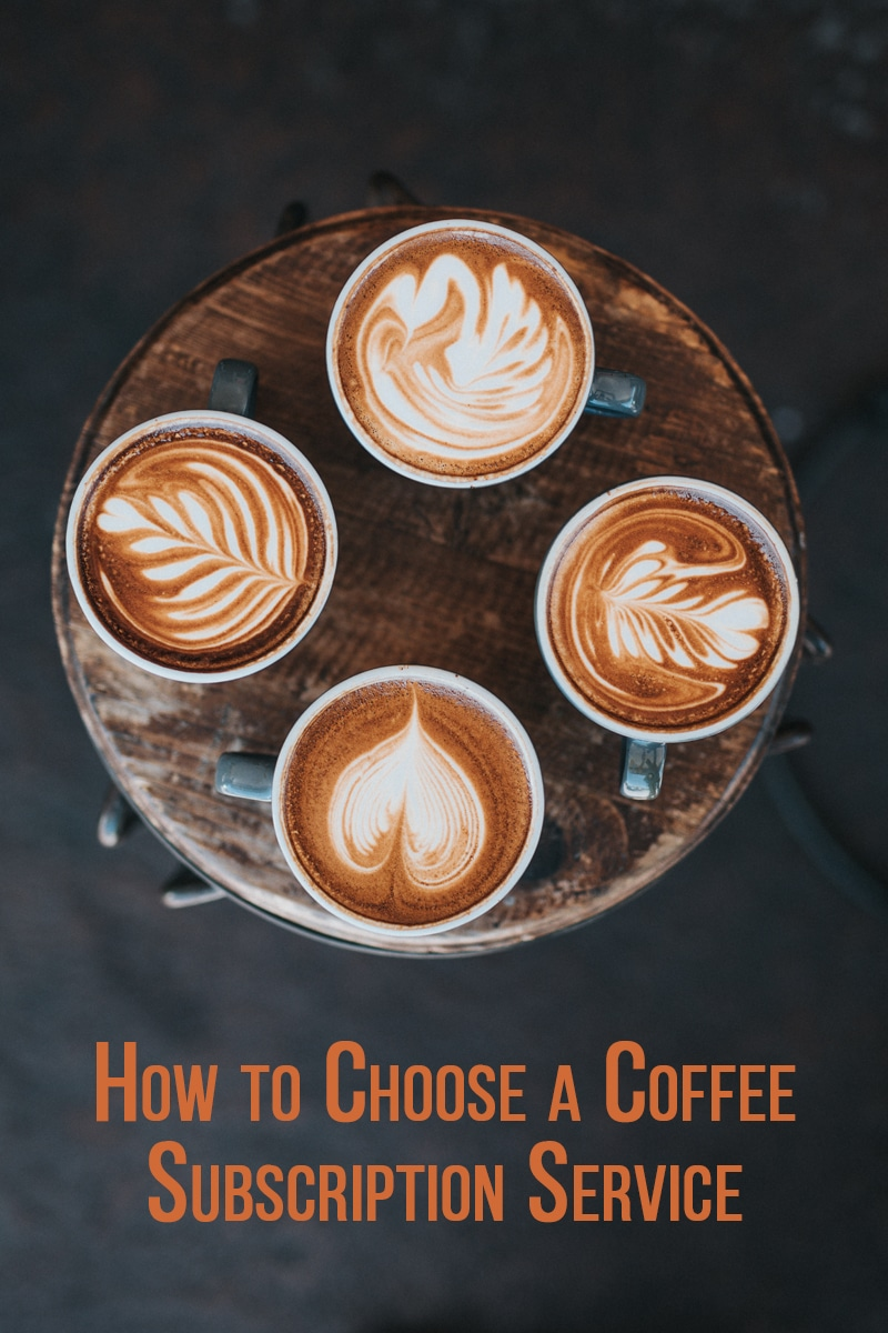 Image of How to Choose a Coffee Subscription Service