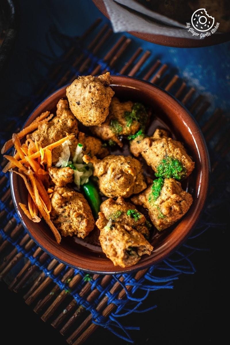 Image - paush vada recipe my ginger garlic kitchen 1