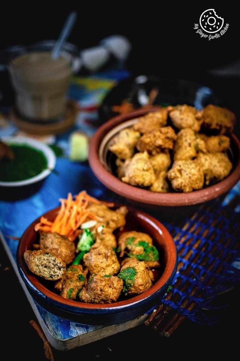 Image - paush vada recipe my ginger garlic kitchen 6