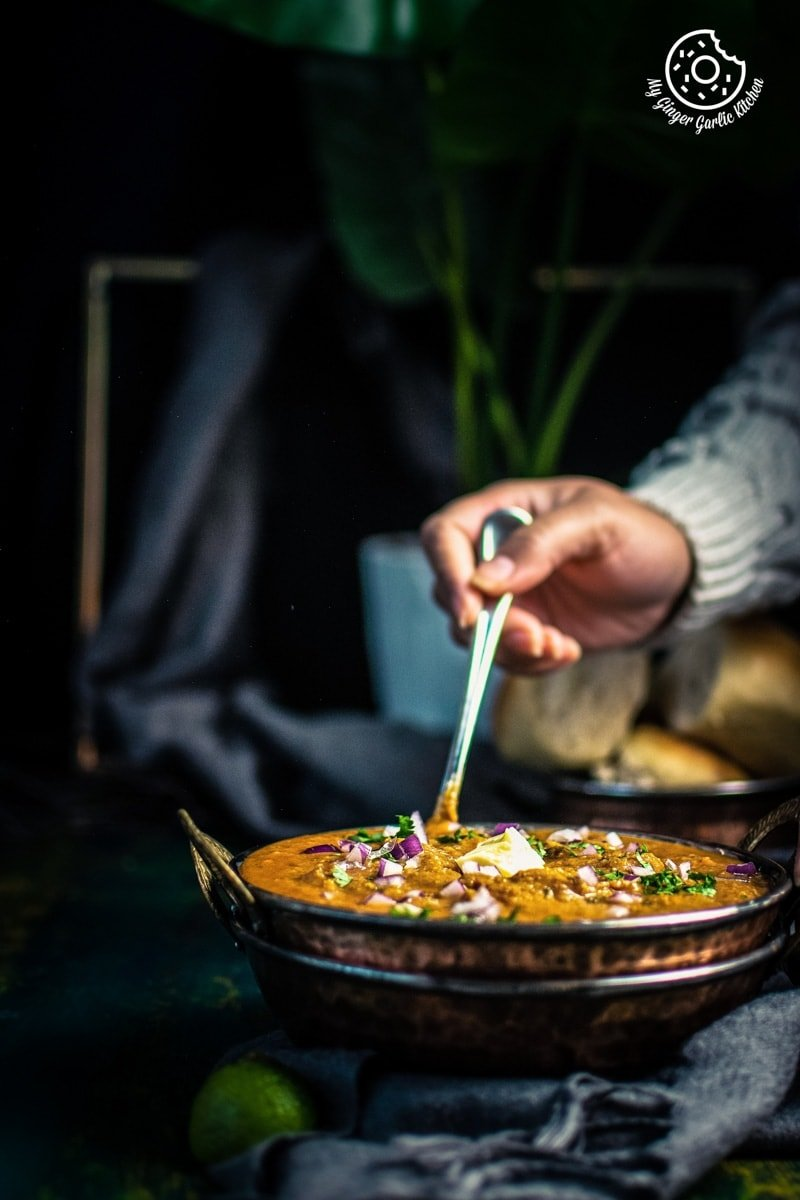 Image of Pav Bhaji Recipe