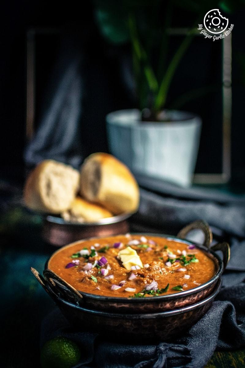 Image - pav bhaji recipe anupama paliwal my ginger garlic kitchen 10 683x1024