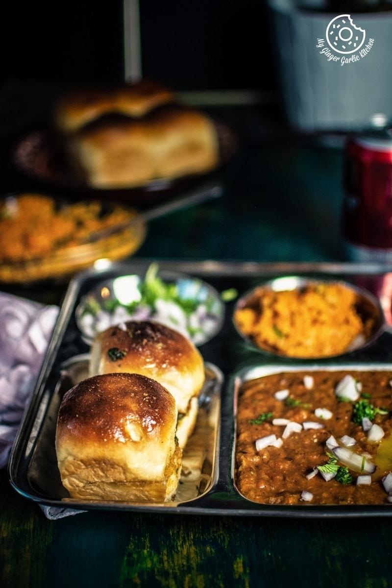 Image - pav bhaji recipe anupama paliwal my ginger garlic kitchen 2 683x1024