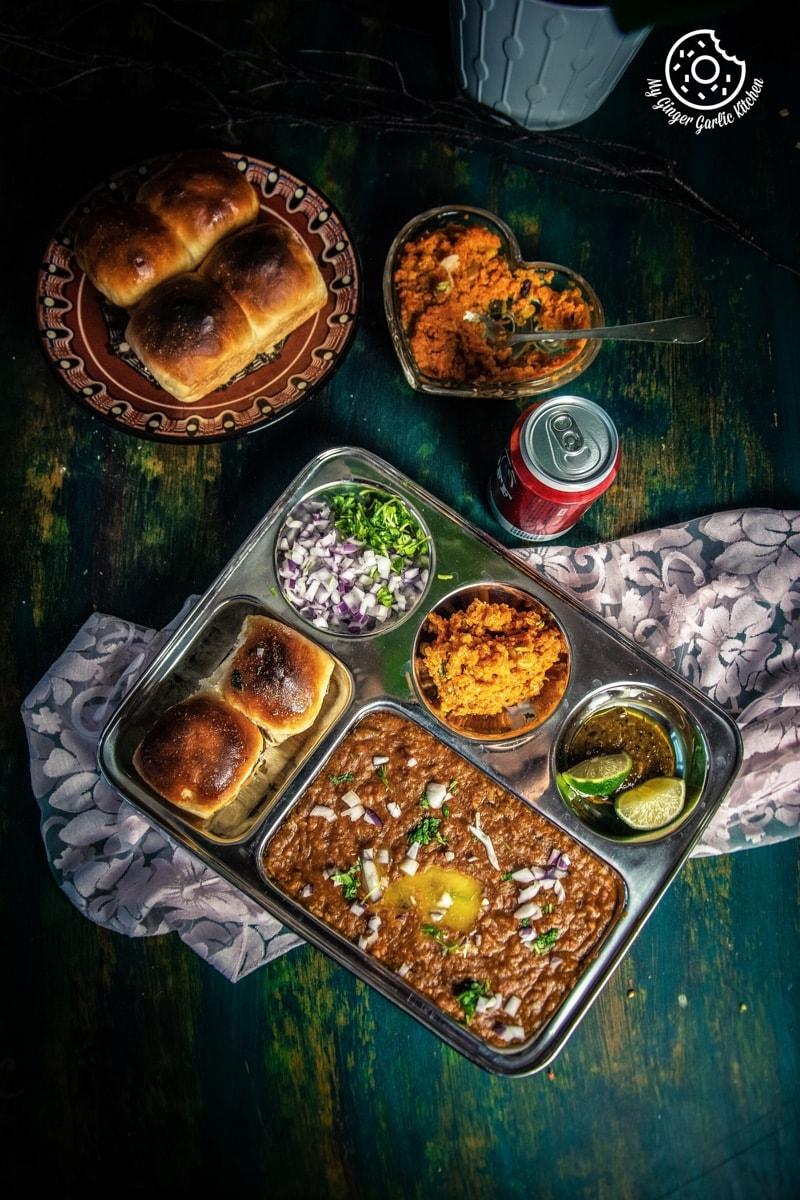 Image - pav bhaji recipe anupama paliwal my ginger garlic kitchen 3 683x1024