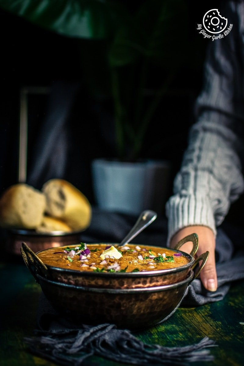 Image - pav bhaji recipe anupama paliwal my ginger garlic kitchen 4 683x1024