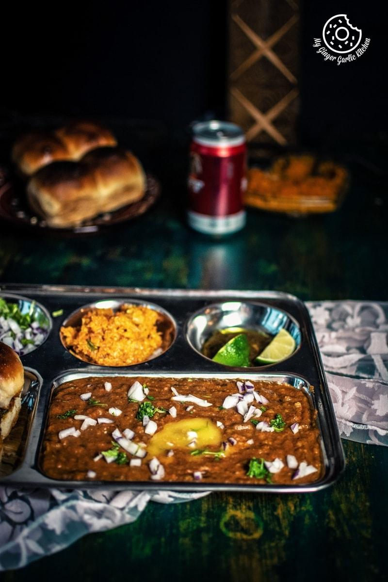 Image - pav bhaji recipe anupama paliwal my ginger garlic kitchen 6 683x1024
