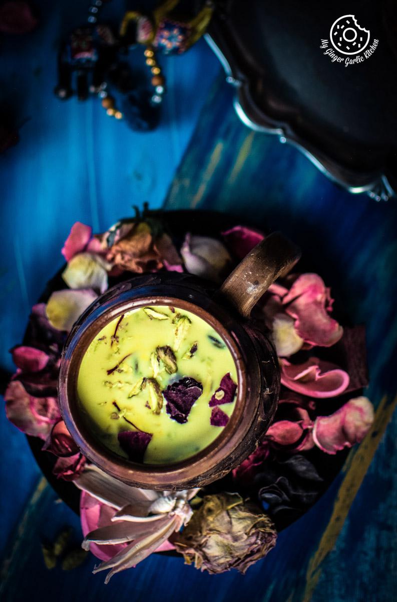 Image - 20190304 thandai recipe anupama paliwal my ginger garlic kitchen 2