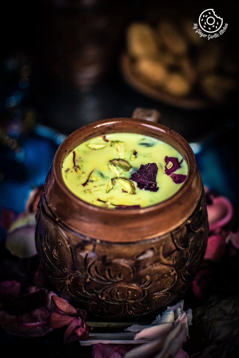 Image of Thandai Recipe