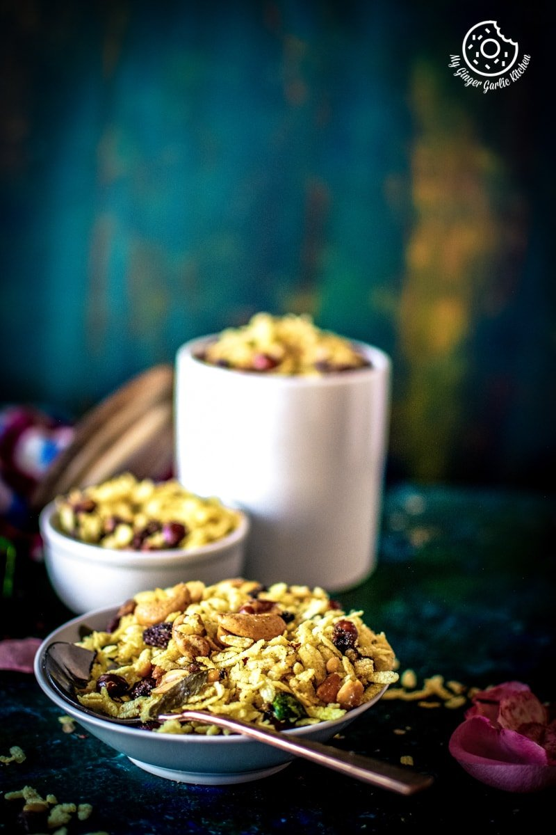 Image of Chivda Recipe - Poha Chivda