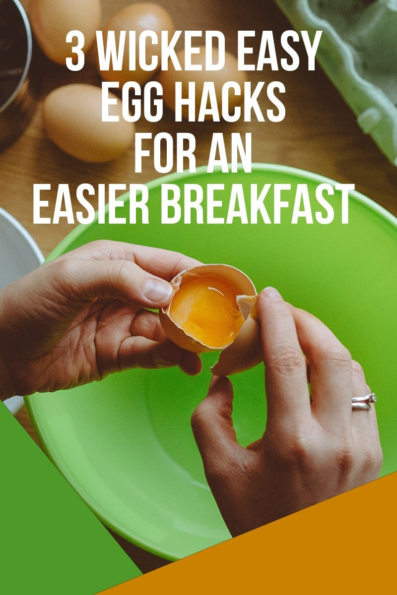 Image of 3 Wicked Easy Egg Hacks For an Easier Breakfast (Omelets + More)