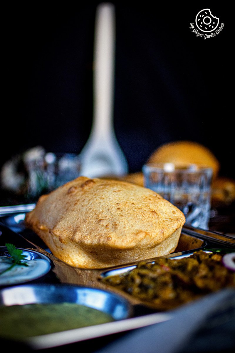 Image of Quick And Easy Bhatura - Instant Bhature With Soda Water