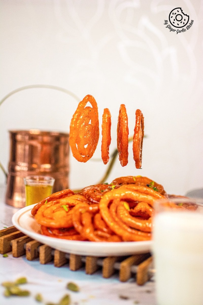 Image of Jalebi recipe