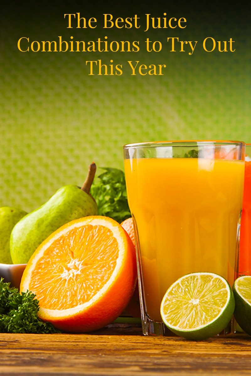Image of The Best Juice Combinations to Try Out This Year