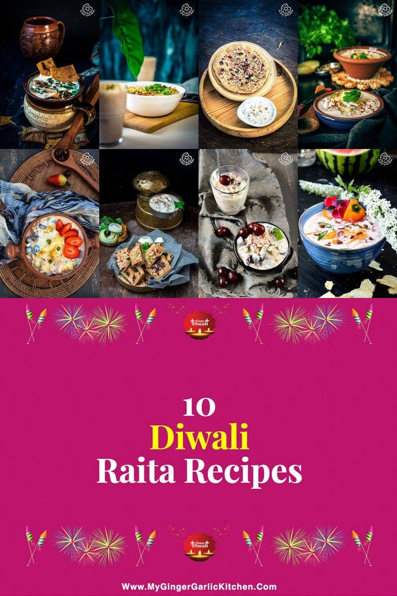 Image of 10 Diwali Raita Recipes