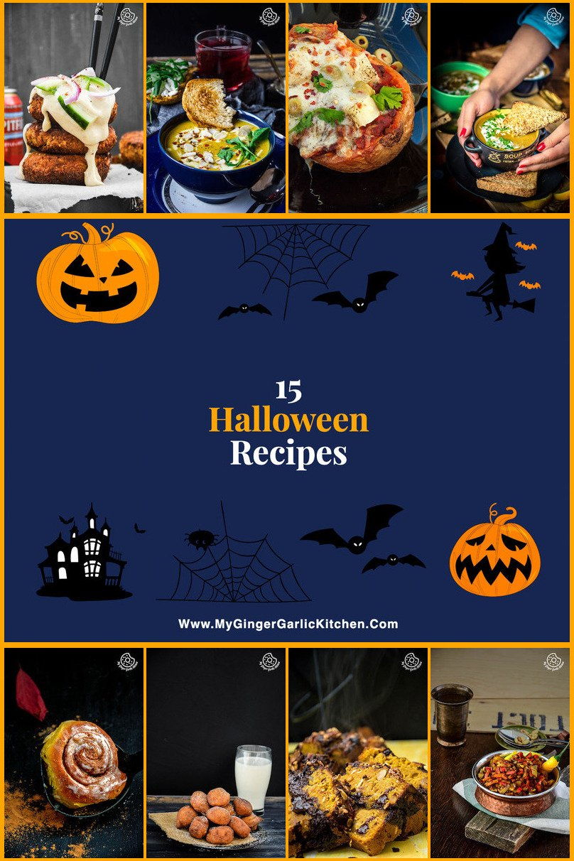 Image of 15 Non-spooky Halloween Recipes