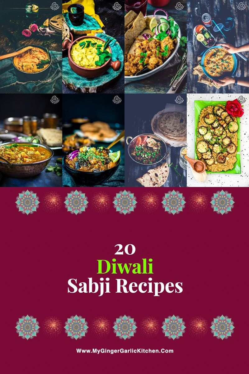 Image of 20 Diwali Sabji Recipes
