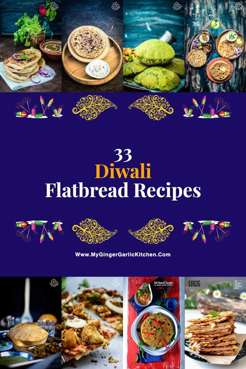 Image of 33 Diwali Flatbread Recipes
