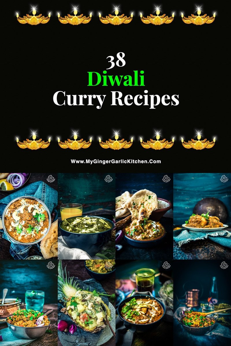 Image of 38 Diwali Curry Recipes