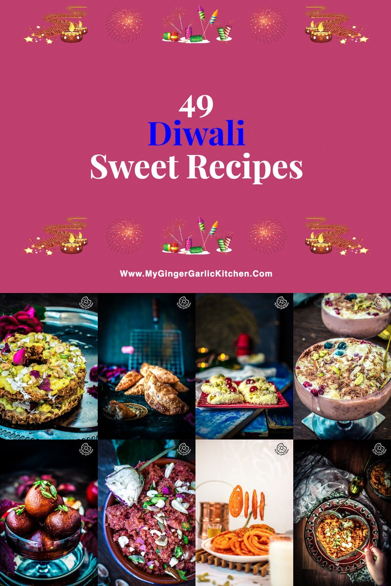 Image of 49 Diwali Sweet Recipes