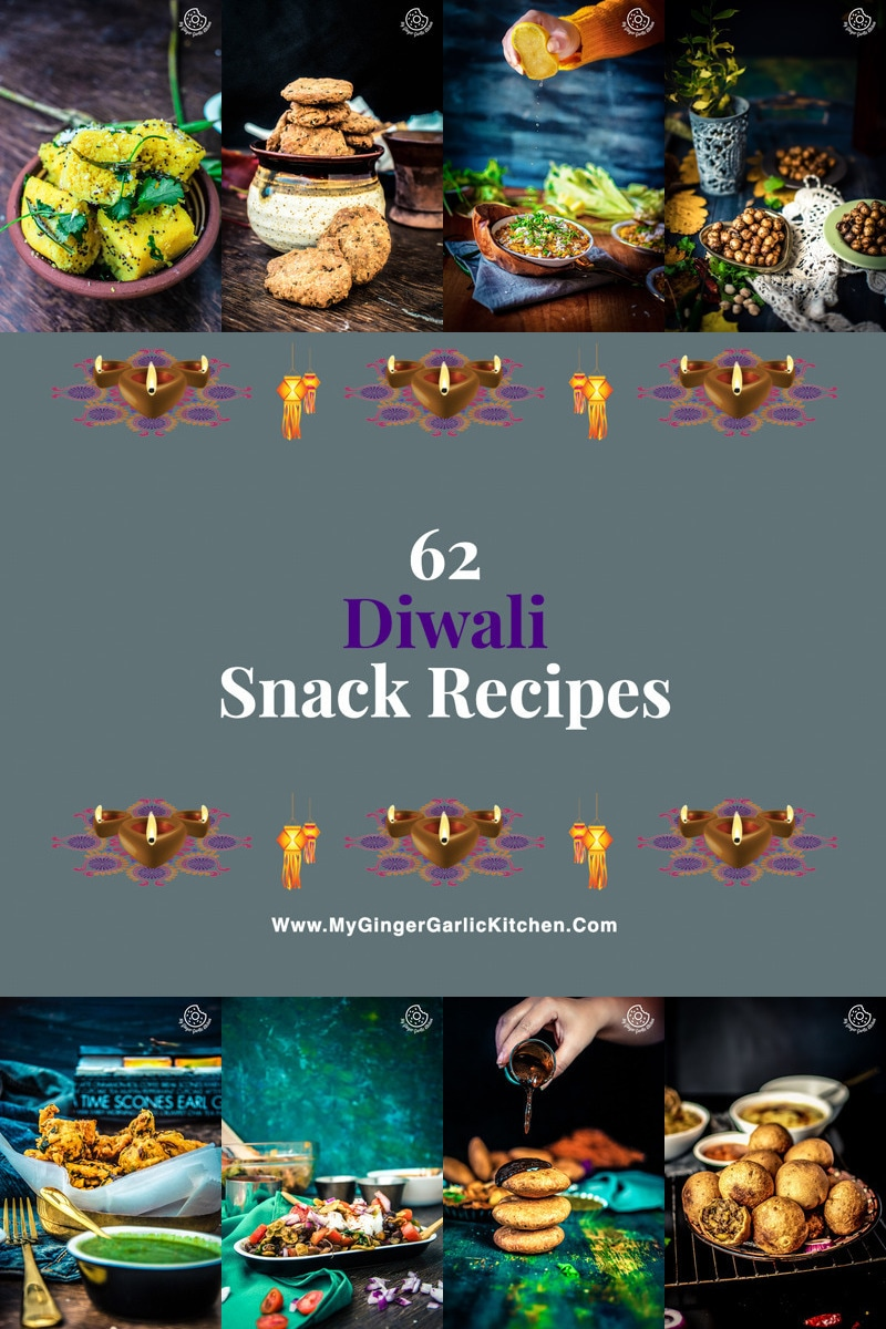 Image of 62 Diwali Snack Recipes