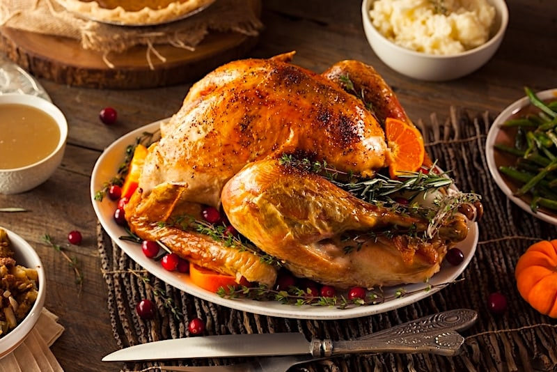 How To Make Your Sweet And Spicy Roast Turkey Recipe