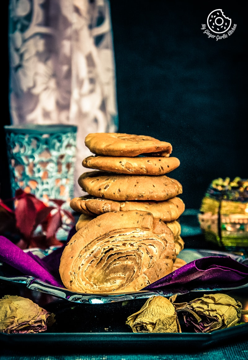 Image of Verki Puri - Crispy Tea Time Snack