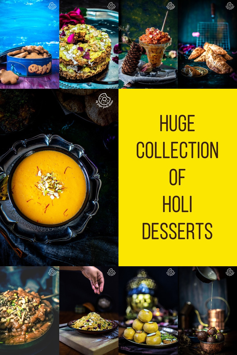 Image of Huge Collection of Holi Desserts (2020 edition)
