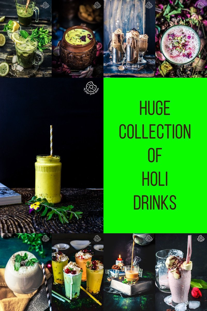 Image of Huge Collection of Holi Drinks (2020 edition)
