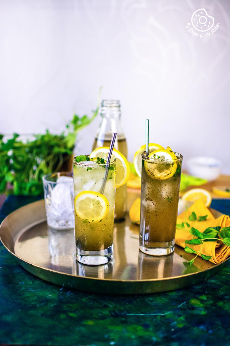 easy homemade neembu soda