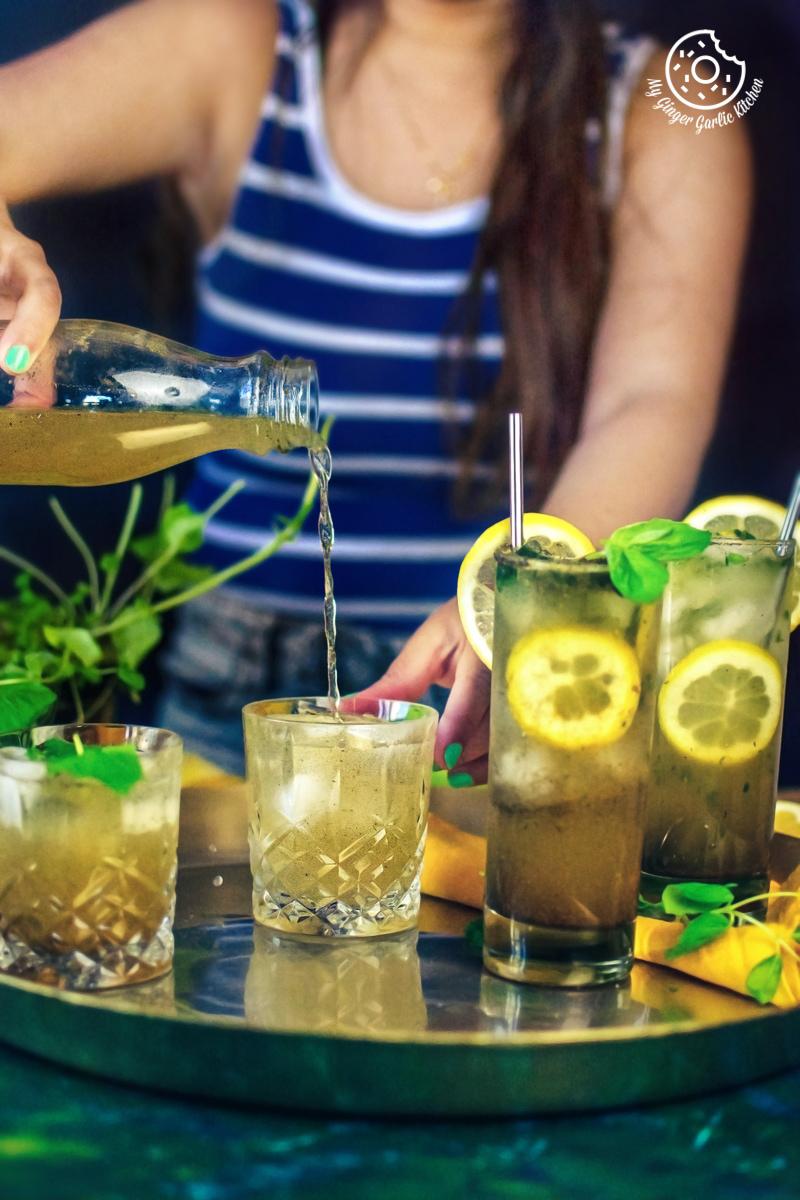 Image of Masala Shikanji - Masala Soda