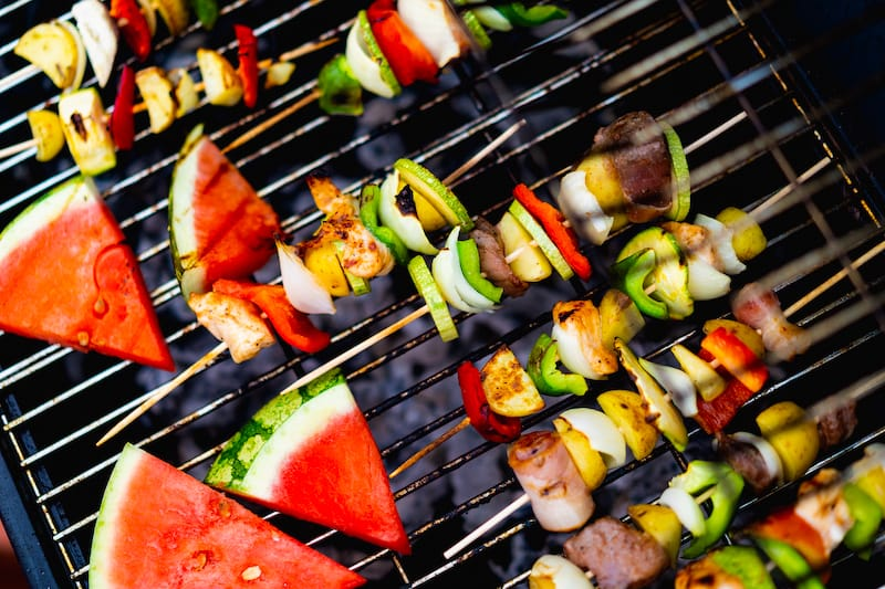 4 BBQ Recipes For Your Vegetarian Friends