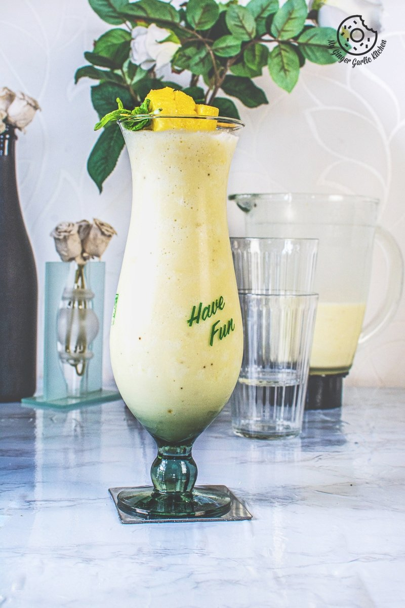 Image of Pineapple Coconut Smoothie