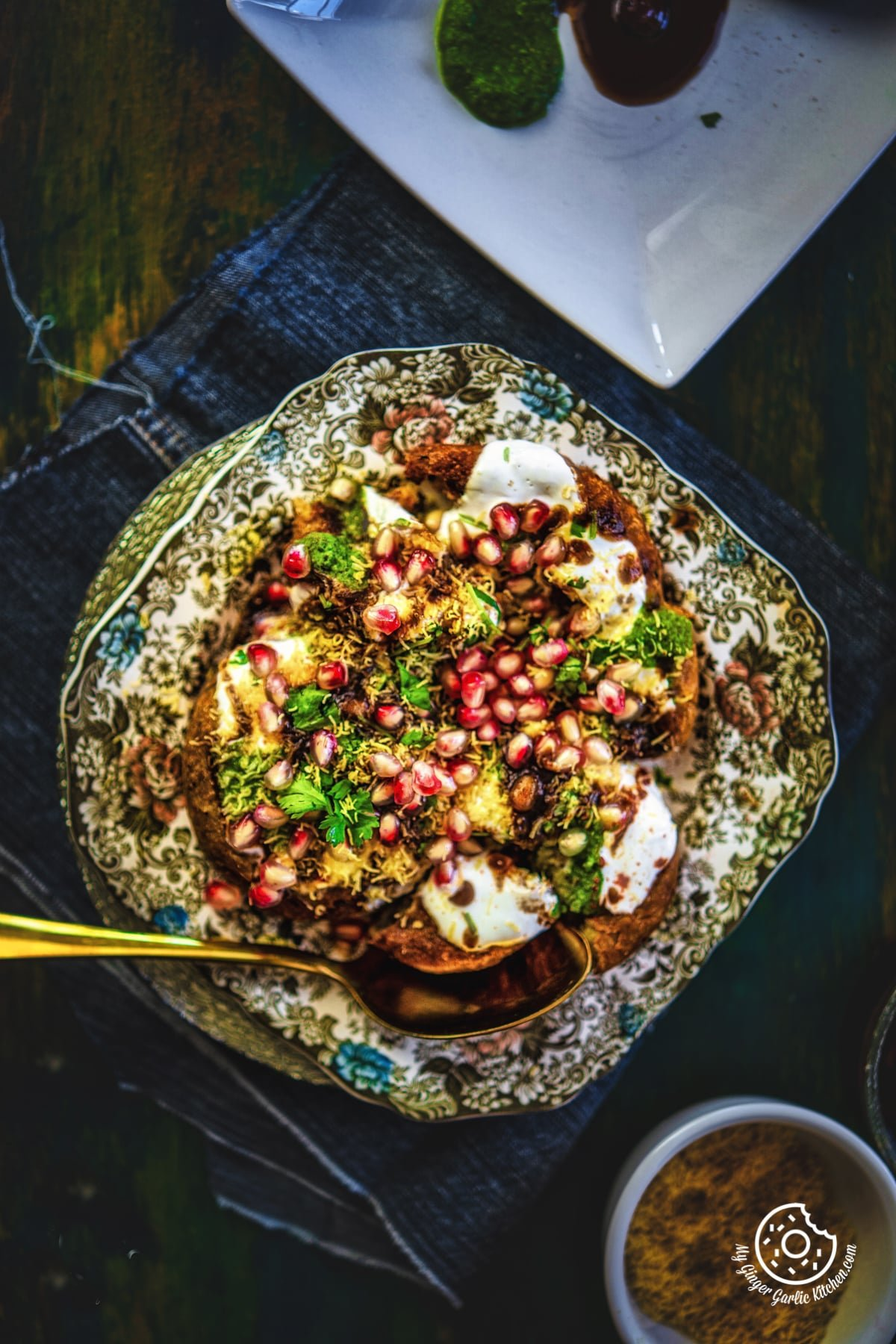Image of Aloo Tikki Chaat