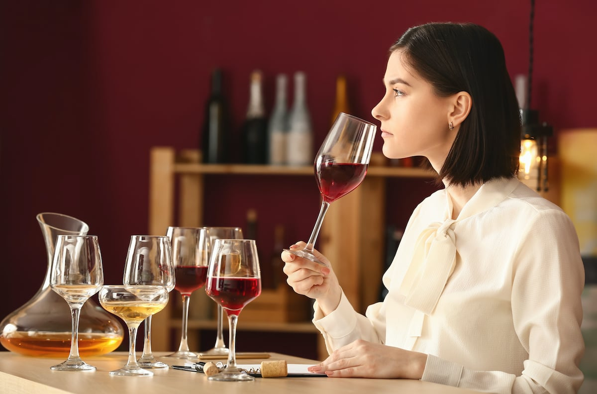 Want To Become A Wine Expert