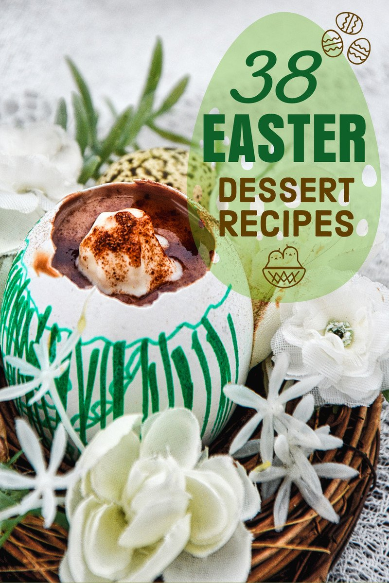 Image of Best Easter Desserts To Try (2021 edition)
