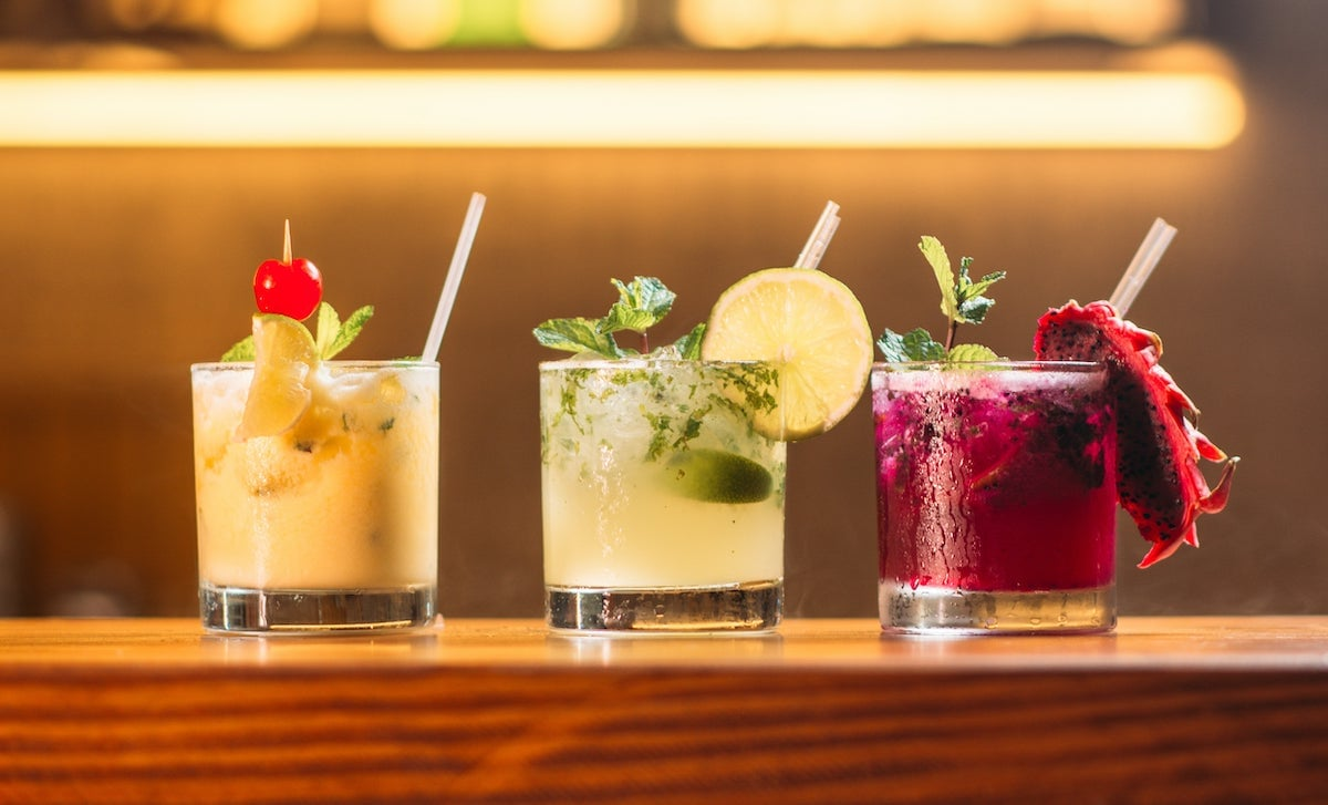 10 Great Cocktails to Enjoy This Weekend