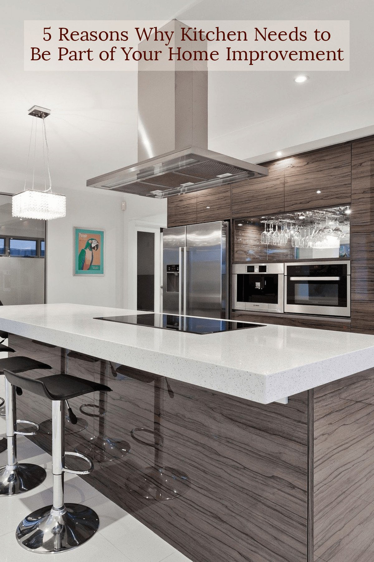 5 Reasons Why Kitchen Needs To Be Part Of Your Home Improvement