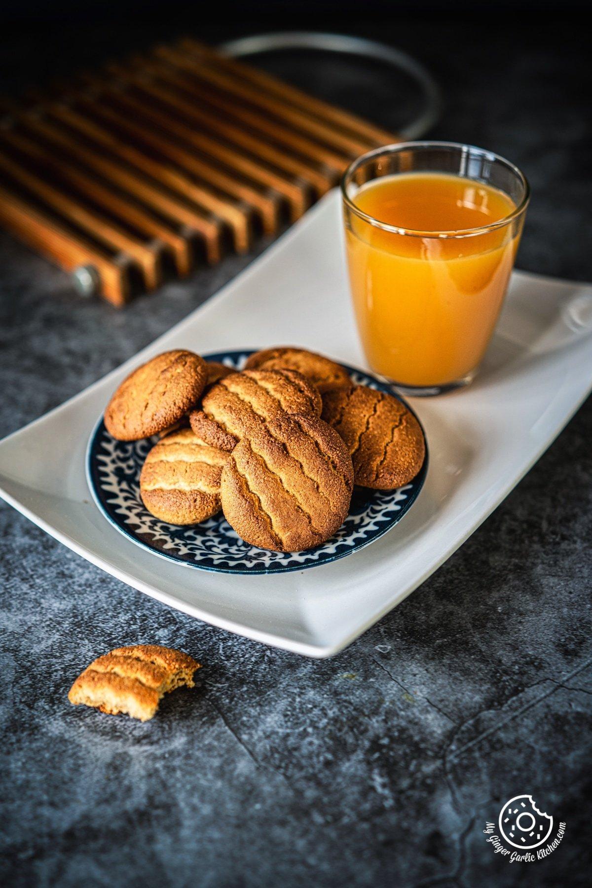 Image of 3 Ingredient Almond Flour Cookies