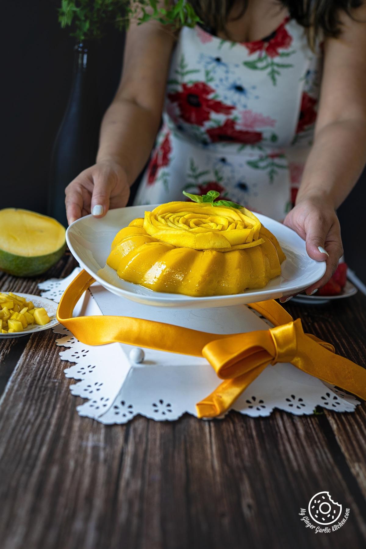 Image of Mango Pudding